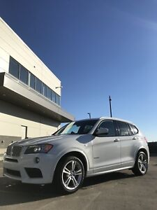 2013 BMW X3 M xDrive35i IMMACULATE CONDITION!!