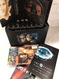 X files collection box set full series