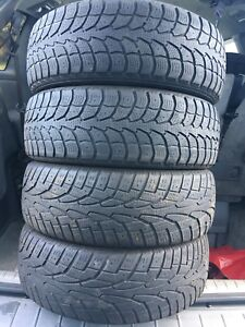 4-195/65R15 Winter claw winter tires