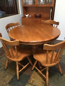 Solid Pine Dining Table Winthrop Melville Area Preview