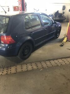 2007 golf city PARTS ONLY