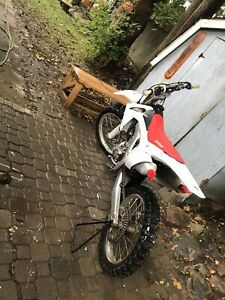 Crf250r 2015 Dirt Bike