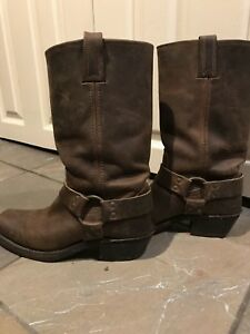 Frye Harnest Boots. Woman's size 8