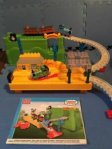 Thomas and Friends - Mega Bloks - Knapford Station