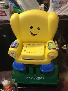 For sale laugh and learn chair