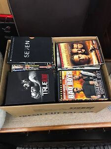 Box of DVDS London Ontario image 1