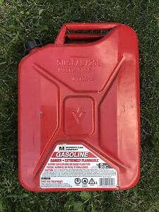 20L metal gas can