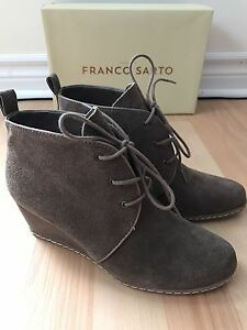 Franco Sarto Ankle boots - Annabelle size 6.5