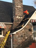 Roofing , leaks assessment and emergency winter repairs