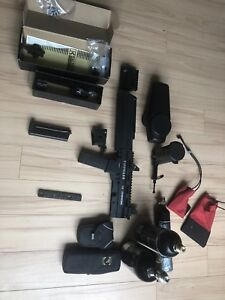 Paintball parts must go