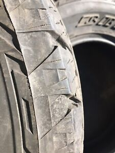 Tires 265/70/18