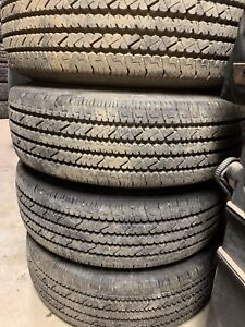 245/75/16 e rated tires