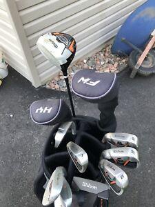 Golf clubs junior
