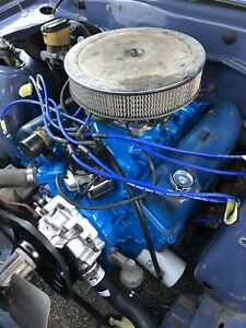 XG UTE WITH 351 PROJECT