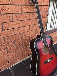 Guitar Glendenning Blacktown Area Preview