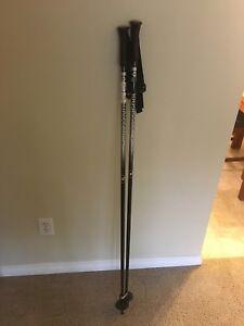 Ski poles - 130 cm - never used