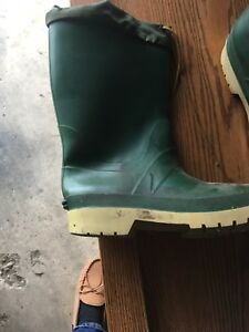 Size 12 fishing boots