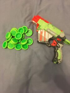 Nerf Gun and Bullets for Sale