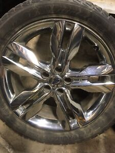 """Mags ford edge 20"""""""