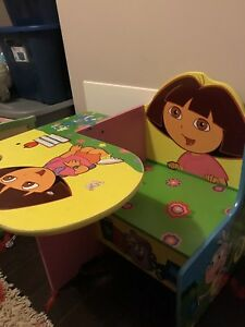 Children's writing /activity table