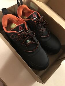 Selling Brand New Men's Reebok Safety Shoes