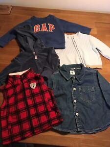 Vêtements garçon 6-12 mois