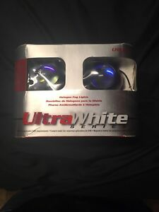 New ultra white fog