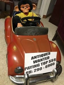 High prices paid for antiques moving and estate