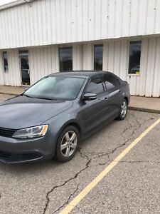 2014 Vw Jetta 1.8 manual
