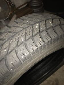 Goodyear Ultra Grip Winter Tires 215/55R17