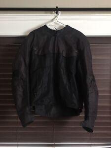 Joe Rocket XL Textile Motorcycle Jacket