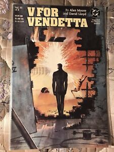 V for vendetta whole collection