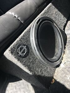 94-02 dodge subs, box and amp