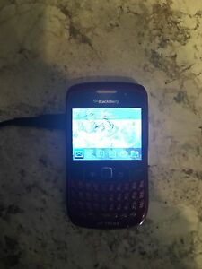 Cellphones for Sale - 2 Blackberry Curve & 1 IPhone 5S