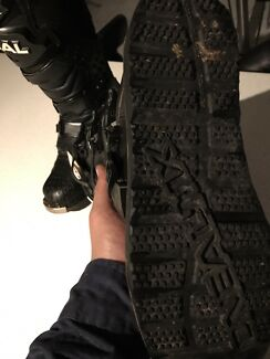 Wanted: Oneal mx boots