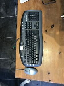 E-machine keyboard and mouse