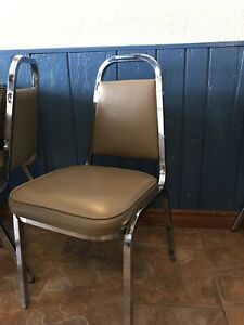 Used Restaurant tables and chairs.