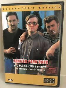 Trailer Park Boys, The Complete 1st & 2nd Seasons DVD Set