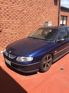 2000 Holden VT Commodore Olympic edition