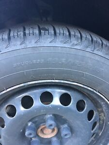 Michelin x-Ice i3 Winter Tires 195/65 R15