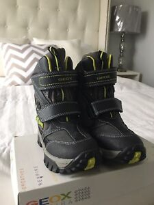 GEOX Boys Boots Size 25 (8.5)