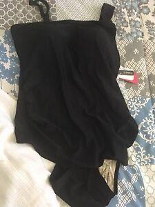 Large maternity bathing suit