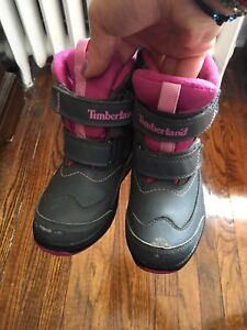 Timberland Winter Toddler Boots size 12