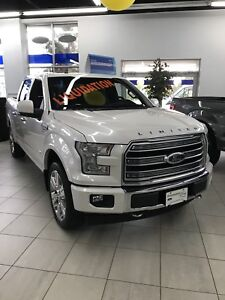 F-150 limited 2017