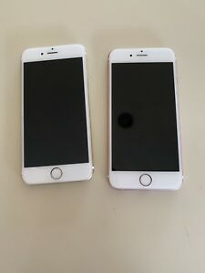 2 x iPhone 6s 64GB