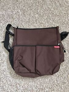 Skip Hop Diaper Bag - New