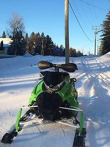 2 Arctic Cat race sleds for sale
