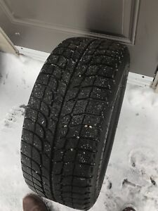 4x Michelin X-ICE (225/50/r16) - AS NEW