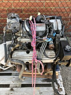Vp commodore Buick V6 engine and auto box