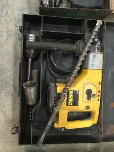 Dewalt Hammer Drill with few bits
